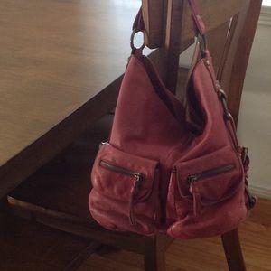 TANO leather purse